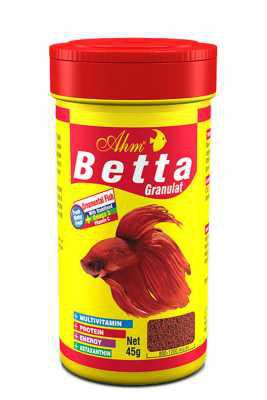 Betta Granul Food 100 ml