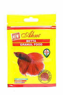 Betta Granul Food  15 Gr.