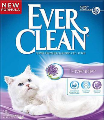 Ever Clean Lavander Kedi Kumu 10 Lt.