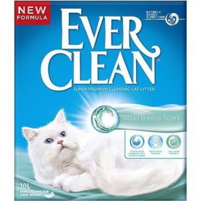 Ever Clean Lavander Kedi Kumu 10 Lt.Ever Clean Breeze Kedi Kumu 10 Lt.