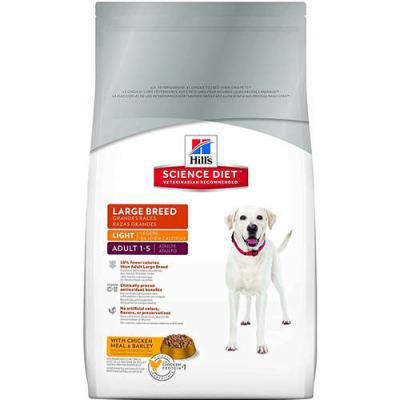 Hills Large Breed Light Tavuk Etli Kopek Maması 12 Kg.