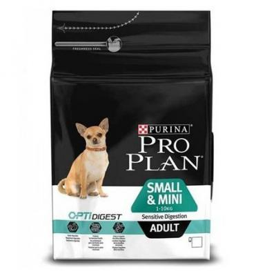 ProPlan Small Mini Adult Kuzu 3 Kg.