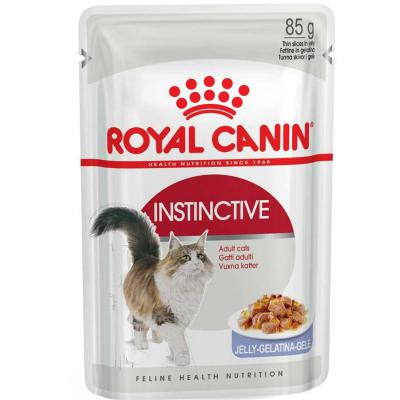 Royal Canin İnstinctive Jelly  85 Gr.