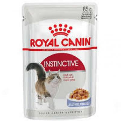 Royal Canin İnstinctive Pouch 85 Gr.