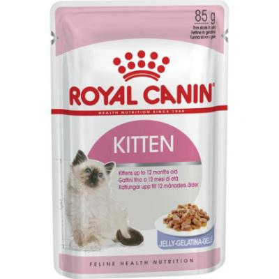 Royal Canin Kitten Pouch 85 Gr.