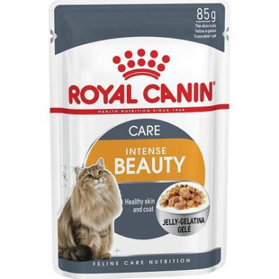 Royal Canin İntense Beauty Jelly 85 Gr.