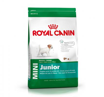 Royal Canin Mini Puppy 4 Kg.