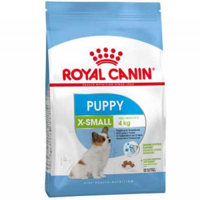 Royal Canin Xsmall Puppy 1.5 Kg.