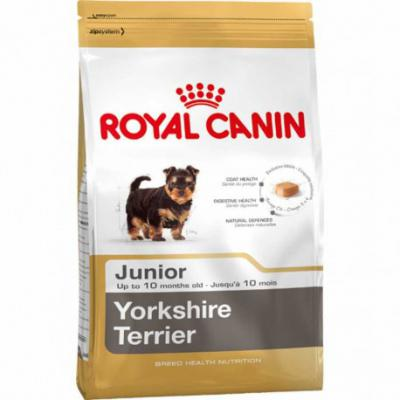 Royal Canin Yorkshire Terrier Junior 1,5 Kg.