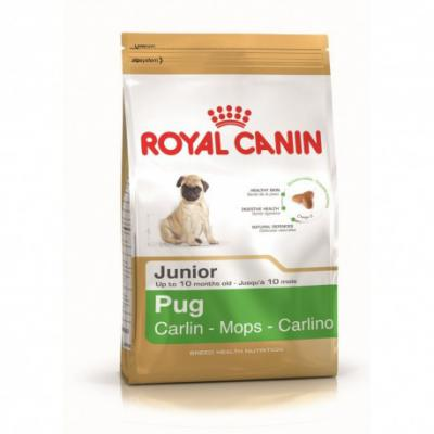 Royal Canin Pug Junior 1,5 Kg.